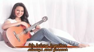 Download I'll Be There by Julie Anne San Jose [with Lyrics] (Lie To Me OST) MP3 song and Music Video