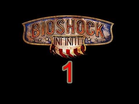 BioShock Infinite walkthrough part 1 let's play gameplay