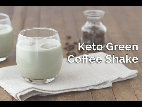 Keto Green Coffee Shake