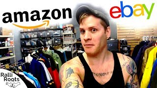 A Full Day With Six Figure eBay / Amazon Sellers Ralli Roots