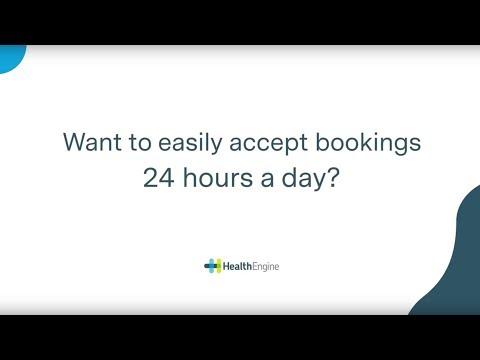 HealthEngine Online Booking System