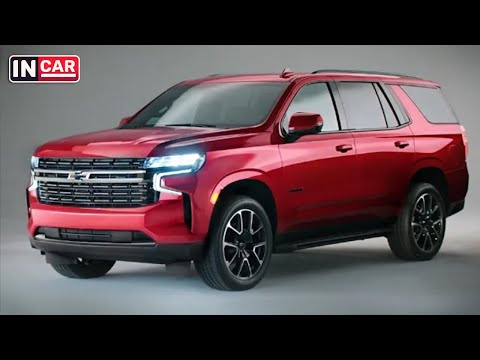 Новый Chevrolet Tahoe (2021): турбодизель и независимая подвеска!
