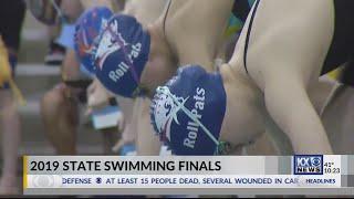 Girl's State Swimming