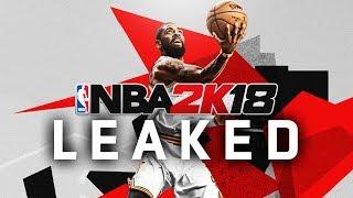NBA 2K18 CONCEPT LEAKED!?! | New NBA 2K18 Concept Menu