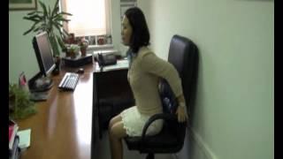 видео разминка в офисе