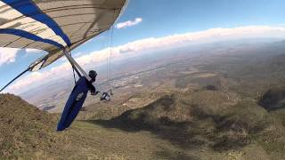 I Launched Without Buckling into my Harness - a hang gliding film by Greg Porter