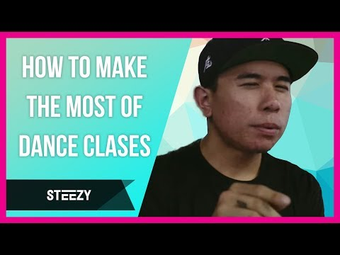 How To Make The Most Of Dance Classes | Dance Skit | STEEZY.CO