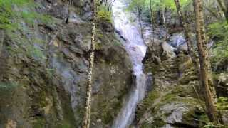 La Cascade du Niaz, Virieu le Grand, Jeudi 1 Aout 2013, version 1 2
