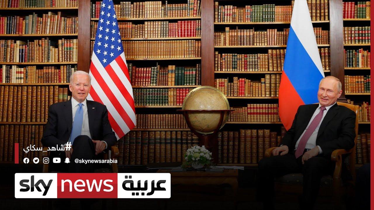 الولايات المتحدة.. خطوات إيجابية متبادلة بين موسكو وواشنطن |#مراسلو_سكاي  - نشر قبل 2 ساعة