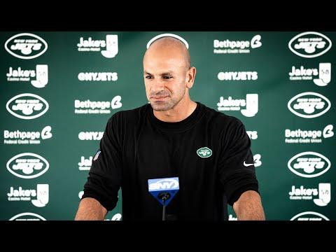 Robert Saleh Training Camp Press Conference (7/29) | New York Jets | NFL