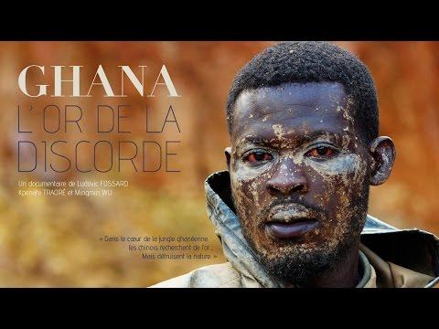 Ghana : l'or de la discorde