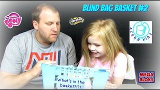 Blind Bag Basket #2 - Funko Mystery Minis, Shopkins, Thomas, & Minions