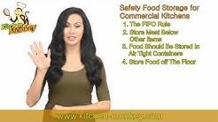 Tips for Safe Food Storage in Your Restaurant