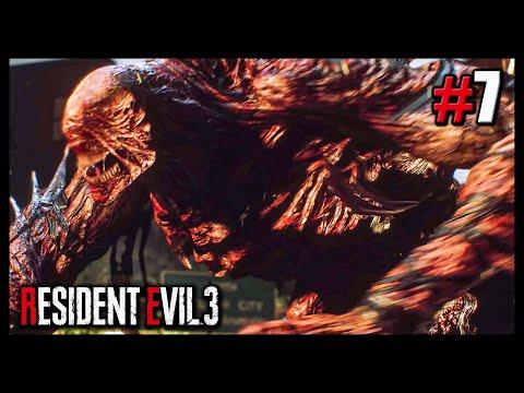FINGeR IN THE NOSE (Resident Evil 3 Remake #7 FIN) [FR]
