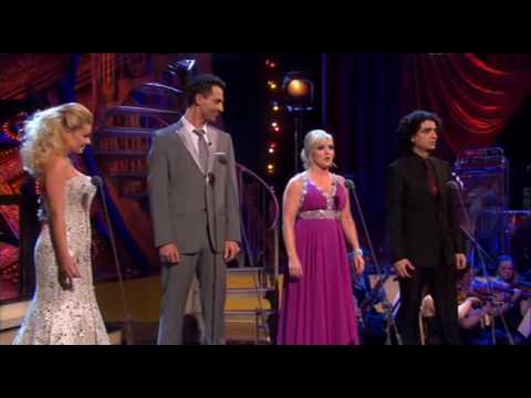 Darius, Bernie, Katherine and Rolando - Brindisi (Popstar to Opera Star)
