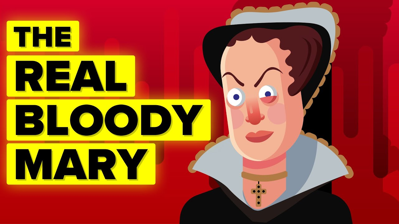 """Download """"Bloody Mary"""" Mary I of England"""