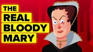 """""""Bloody Mary"""" Mary I of England"""