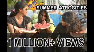 Summer Atrocities || Girls In Summer || Pori Ur...