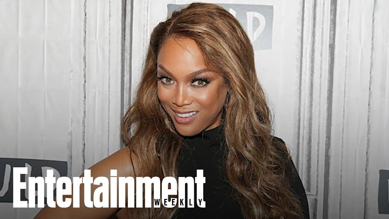 Tyra Banks Is The New Host Of Dancing With The Stars | News Flash