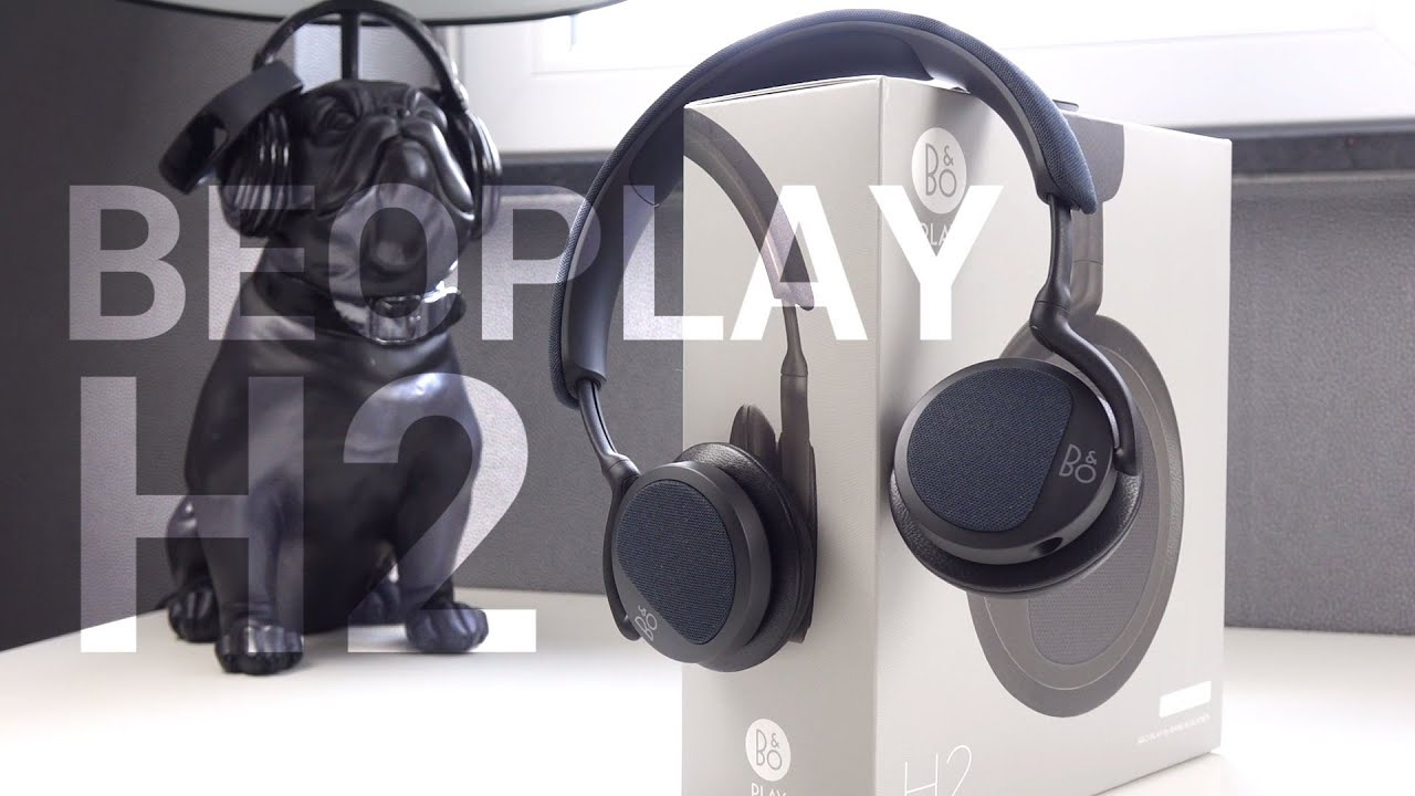 Bang & Olufsen BeoPlay H2 Silver