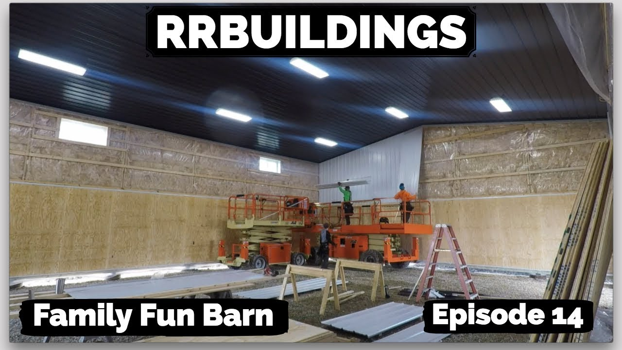 Family Fun Barn Episode 14 (We Got Lights)