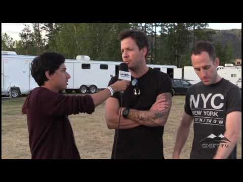 Bideshi's interview with Simple Plan