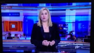 פלוץ בשידור חי ערוץ 1