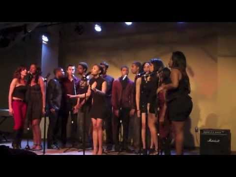 """""""Motivation"""" A Cappella (Kelly Rowland feat. Trey Songz) - The Inspiration"""