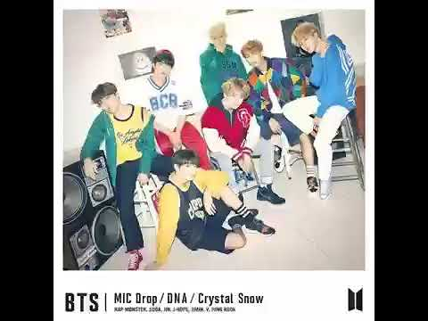 BTS - Crystal Snow (Audio)