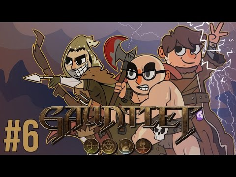 LETS PLAY GAUNTLET | EPISODE 6 | FEAT. NORTHERNLION AND DAN