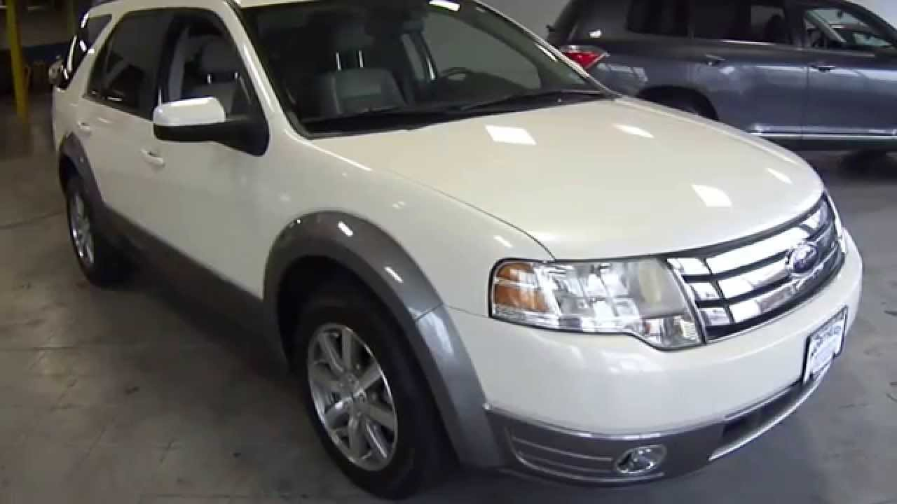 # 9029 2009 FORD TAURUS X SEL WHITE NORTHEAST MOTOR CARS ...