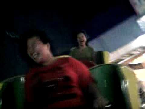 Rooller Coaster in Bandung Super Mall.mp4