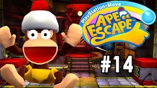 PlayStation Move Ape Escape [PT Part 14] [Battery Tower]