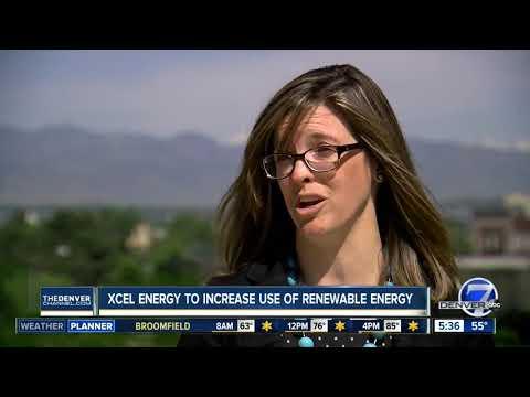 Xcel Energy to increase use of renewable energy