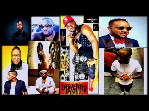 Cool Naija jam mix by DJ Roy Vol.1 2016