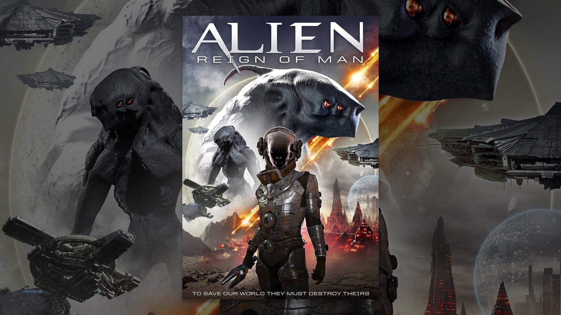 Download Alien: Reign of Man
