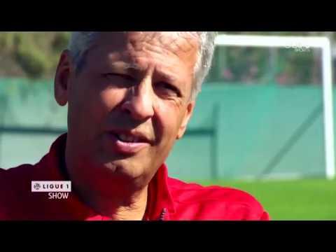 Interview : Lucien Favre - OGC Nice