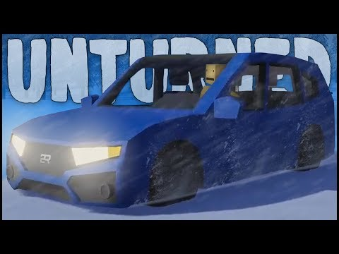 NEW UNTURNED 4.0 WINTER GAMEPLAY! thumbnail
