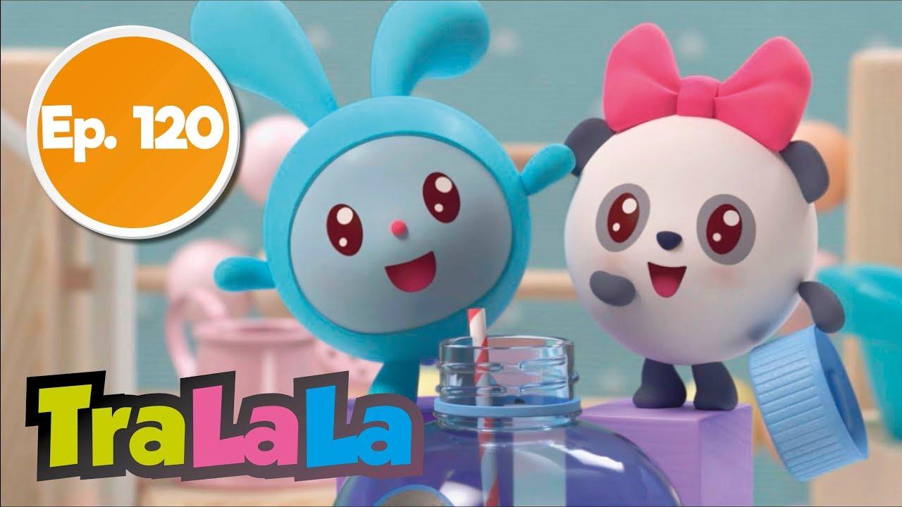 BabyRiki - Atleții (Ep. 120) Desene animate   TraLaLa