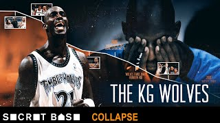 How the Minnesota Timberwolves squandered Kevin Garnett's prime, then lost him