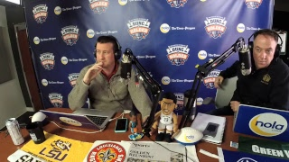 Dunc and Holder on Sports 1280 in New Orleans. March 8, 2018