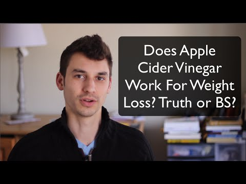Does Apple Cider Vinegar Actually Work for Weight Loss? What The Science Says