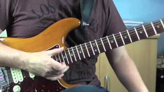 One Of These Nights - Rhythm Guitar Tutorial