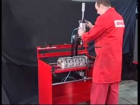 serdi valve machine