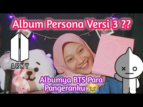 UNBOXING || MAP OF THE SOUL Persona Vers3 | Tiara Sanastri