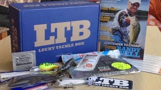 Unboxing the Lucky Tackle Box - November 2015