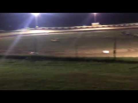 Kyle Barger 9/21/19 Shadyhill Speedway Street Stock Heat #2