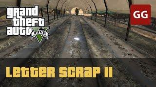 Letter Scrap 11 — GTA 5