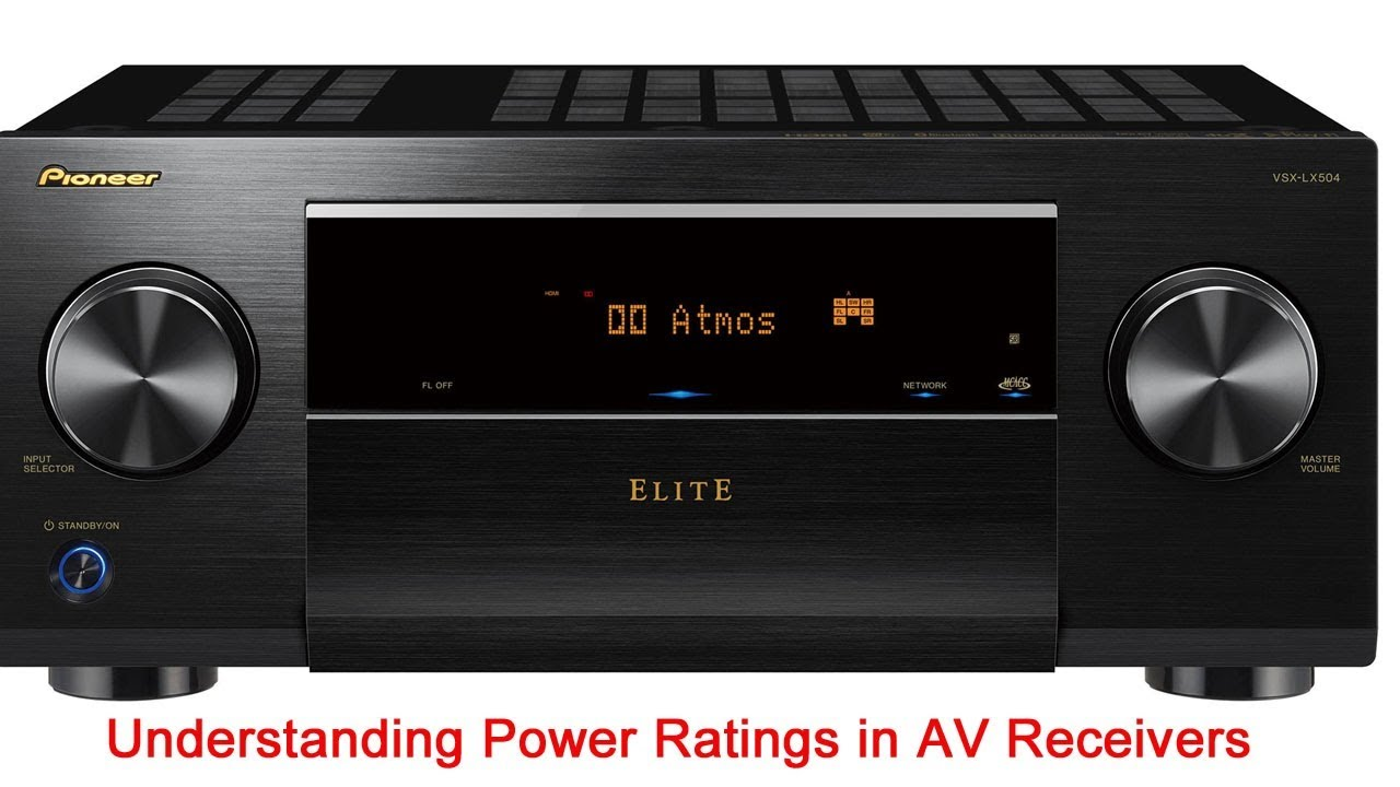 Review and Measurements of Denon AVR-4306 | Audio Science Review