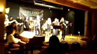 """""""Boogie With Stu"""" Led Zeppelin Cover"""